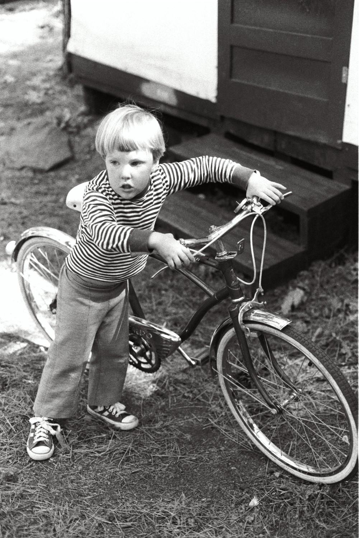 FOTT MOTT with the Bike - I doubt I rode that!