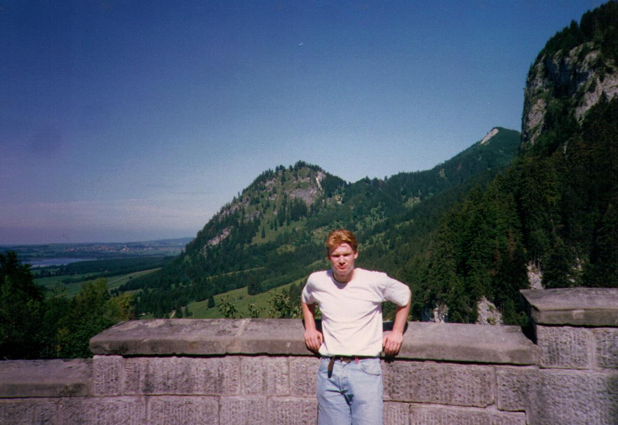 James Magnus, near Salzbug