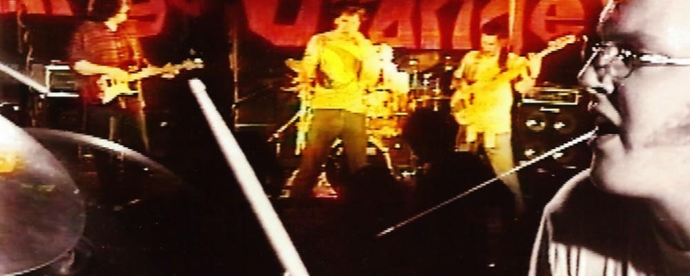 FLUX - Live at The Orange (W14) - June 1996