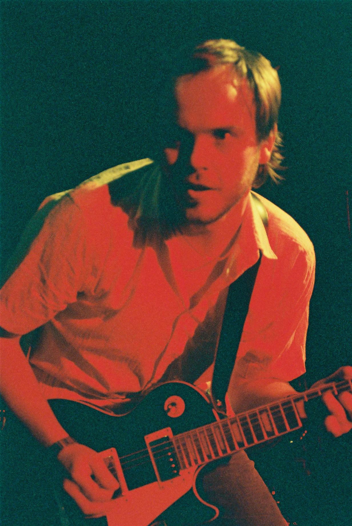 Tarkan Algin - The Dees - Showcase - Union Chapel 2004, Islington