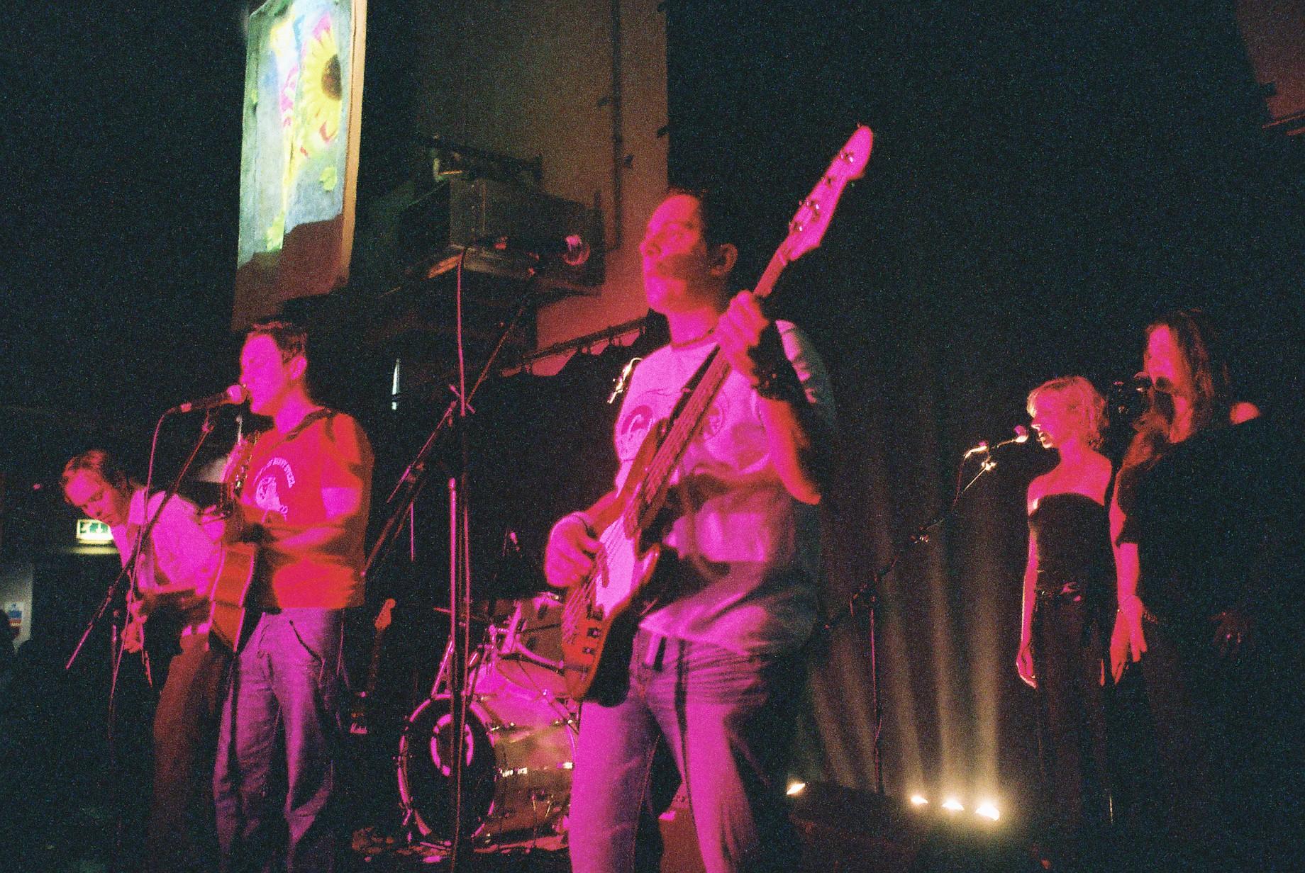 The Dees - Showcase - Union Chapel 2004, Islington