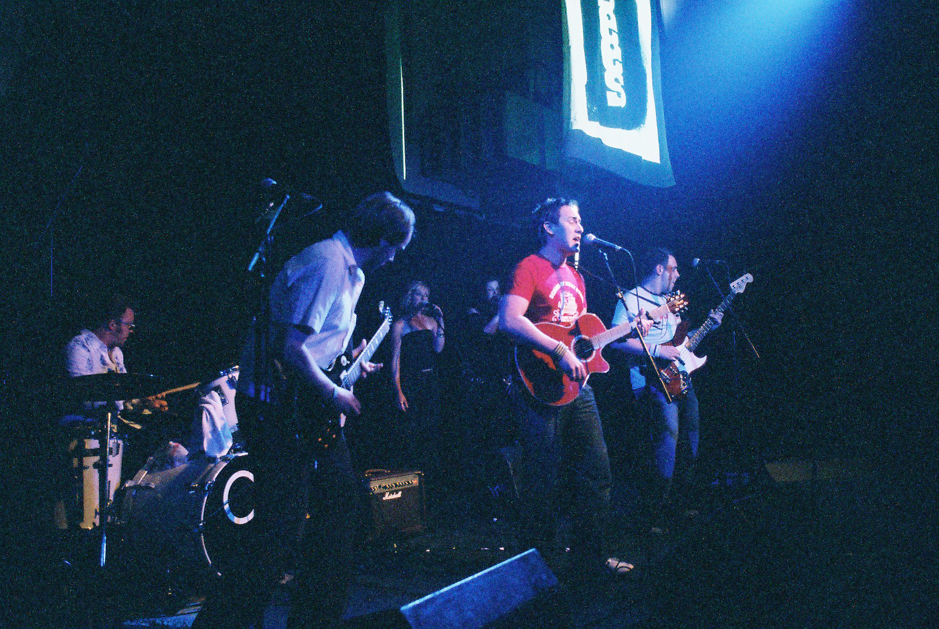 The Dees Showcase at Union Chapel, July 2004, Islington