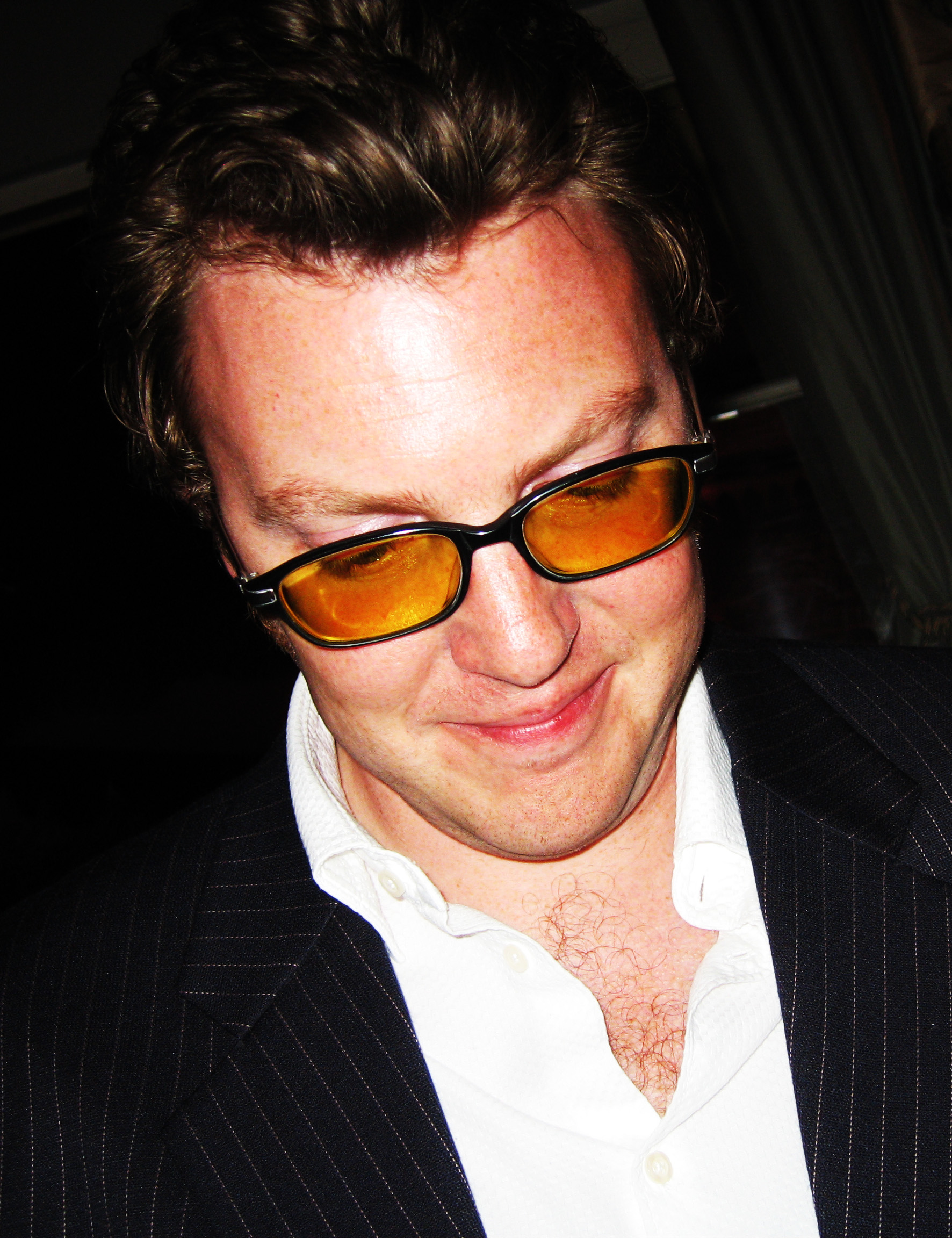 Matt Shearer at The BAFTAS - 2006