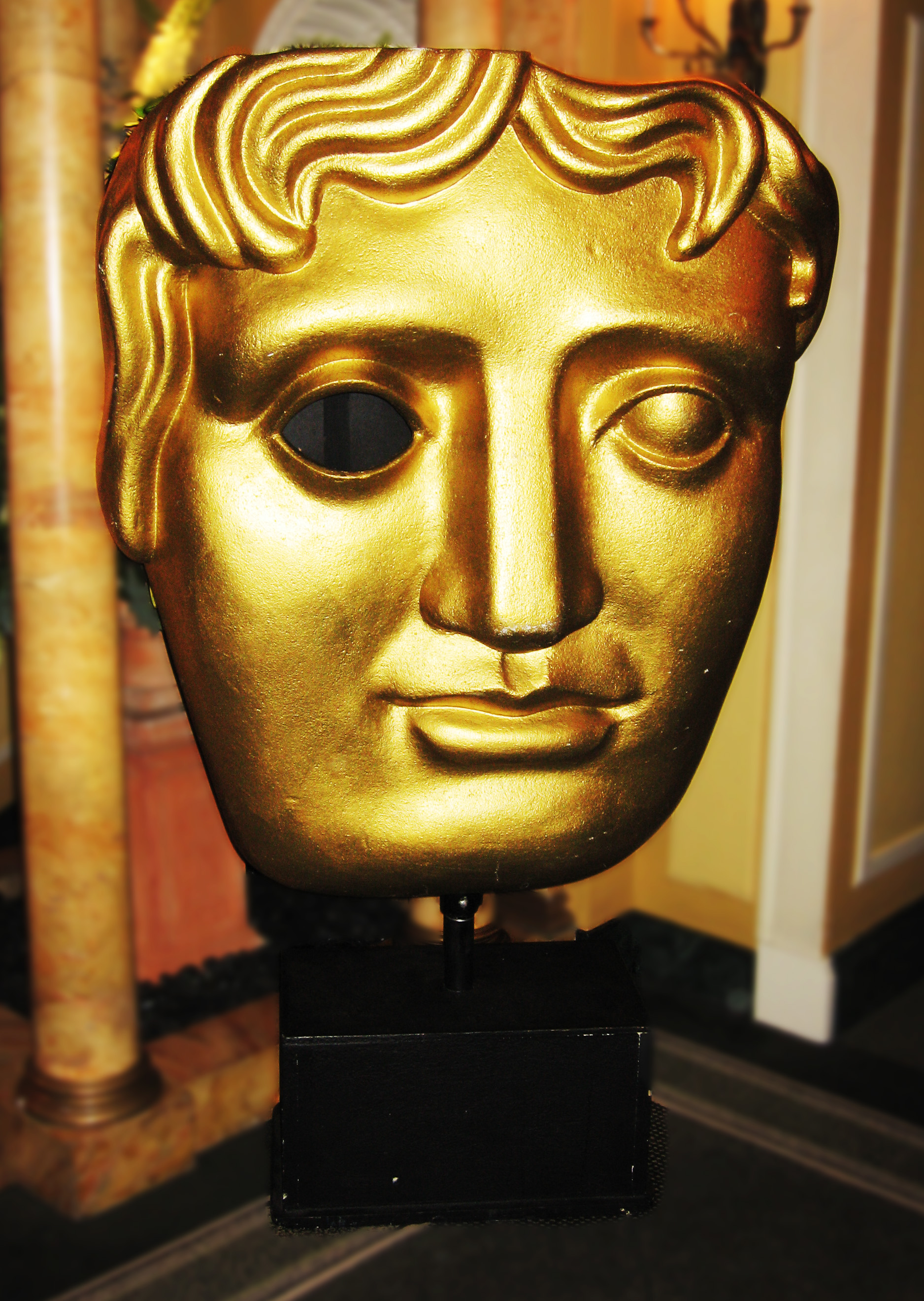 """BAFTA - won in 2006 by Picture Ltd & Leafstorm for """"How to start your own country"""""""