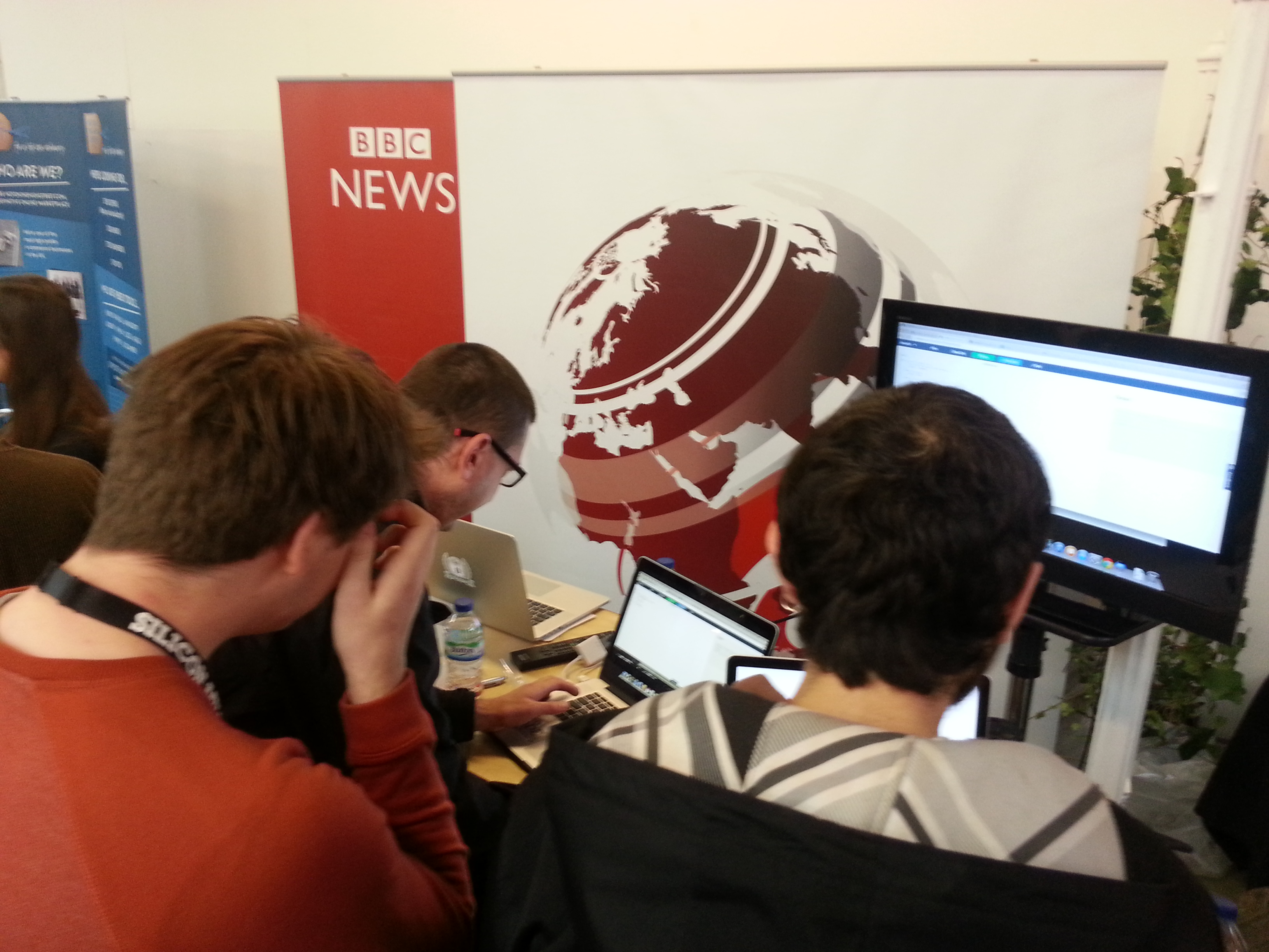 BBC News and Silicon Milk Roundabout