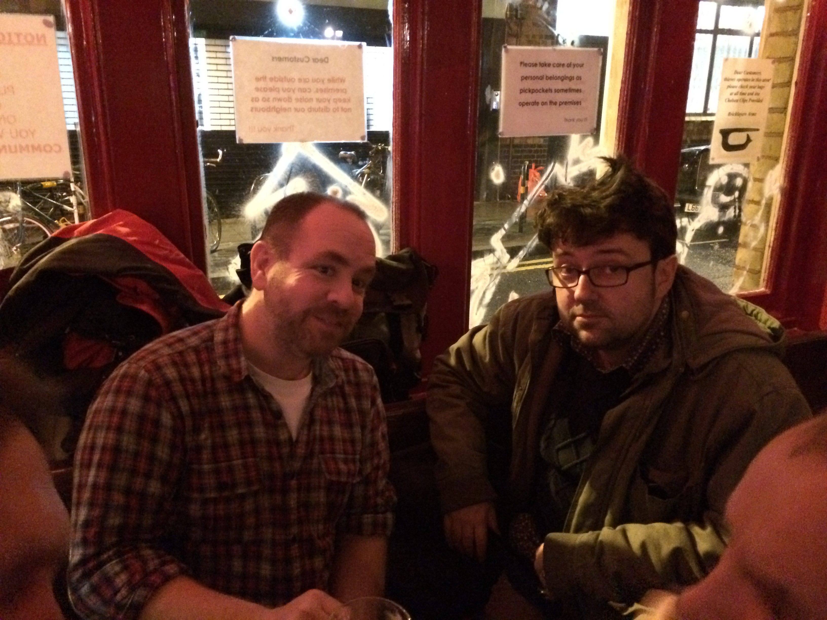 @lyntor and @jeremytarling