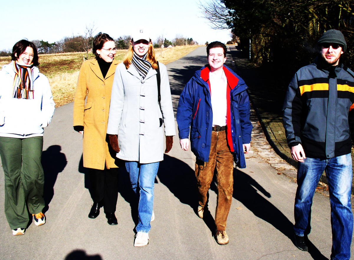 Walk with Wibke