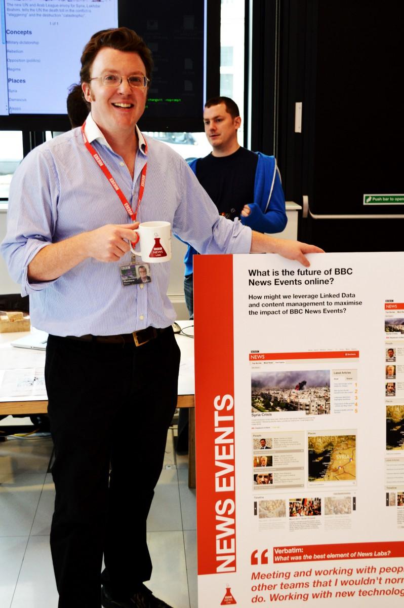 Matt Shearer & BBC News Labs