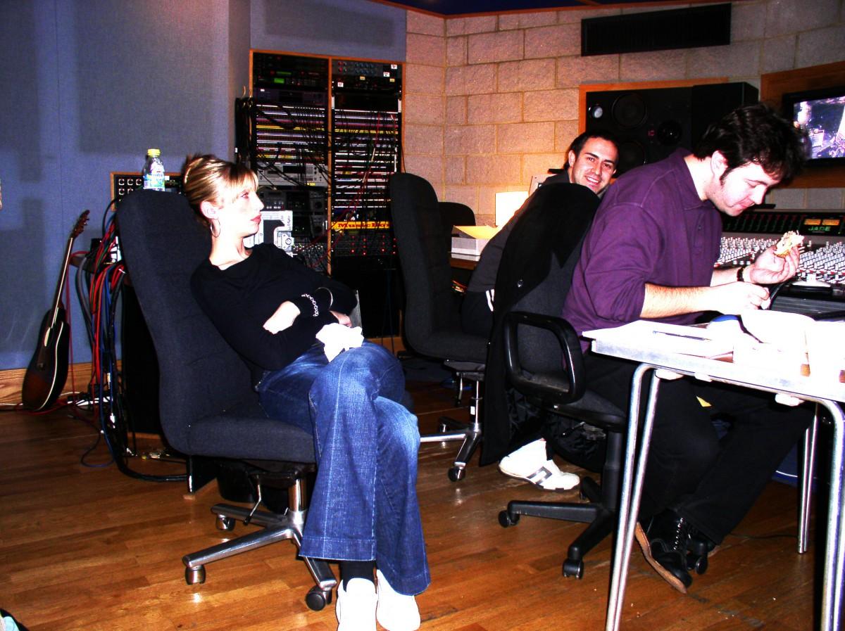 Angel Studios - Studio 2 control room