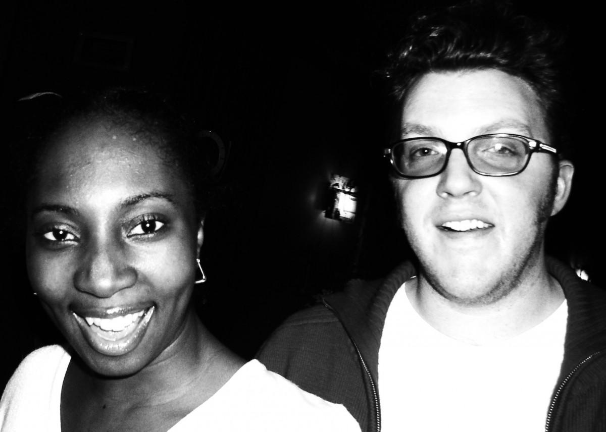 Matt & Wendy at The 100 Club
