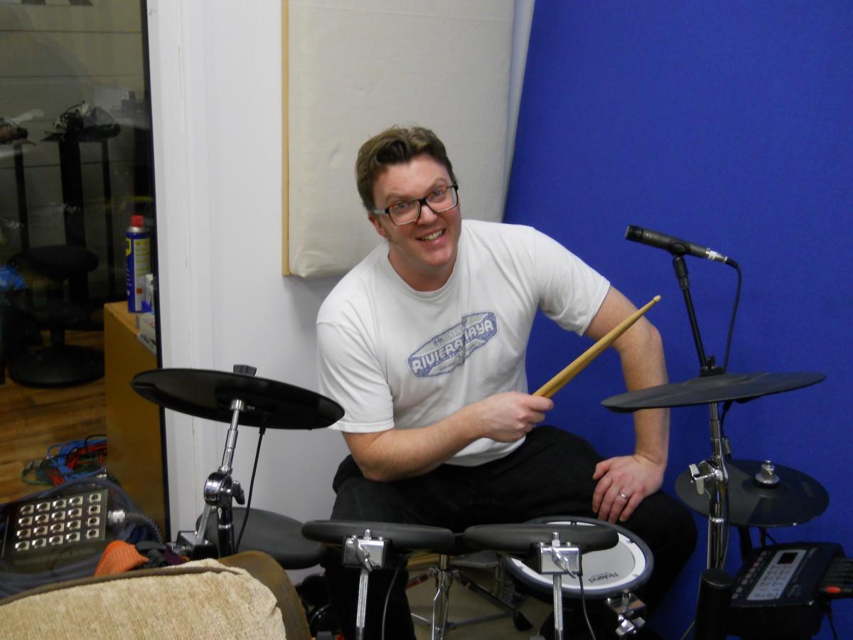 Matt Shearer - Drums - the Dees
