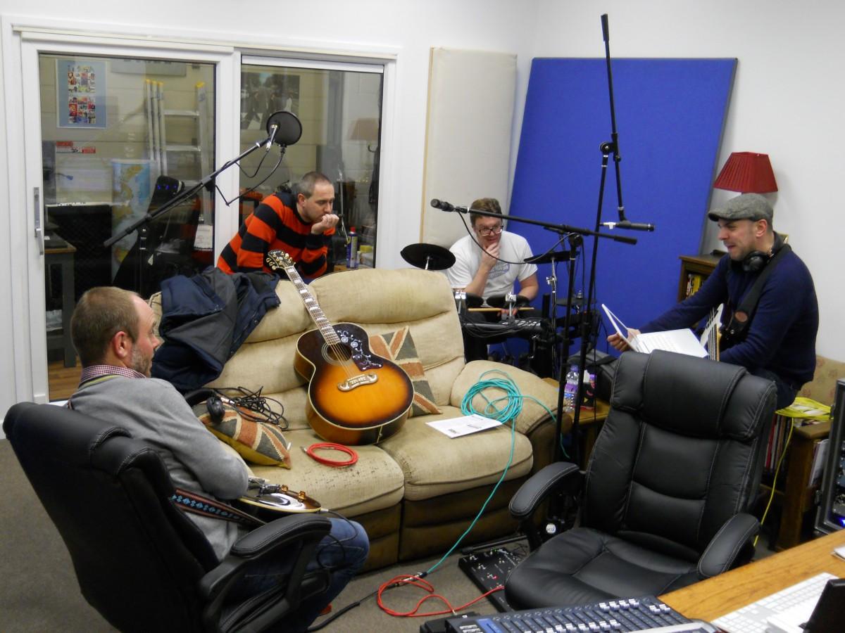 The Dees - at NJA.me.uk - Feb 2014