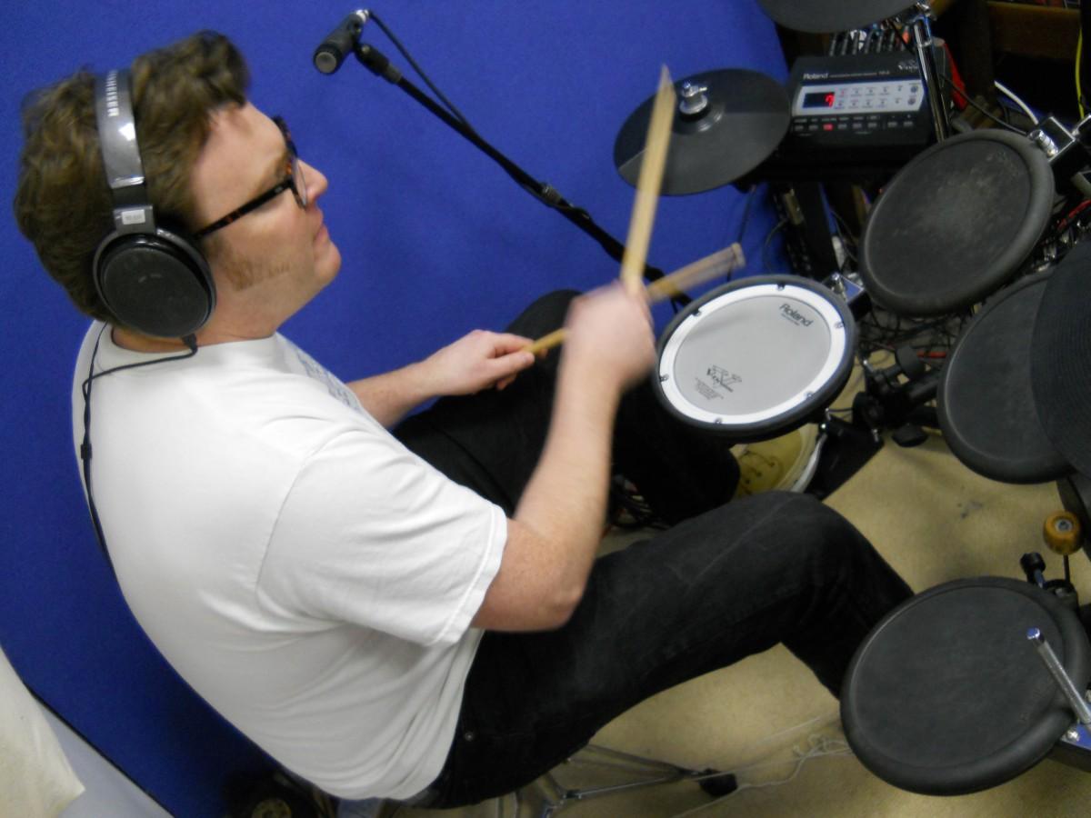 Matt Shearer, Drums