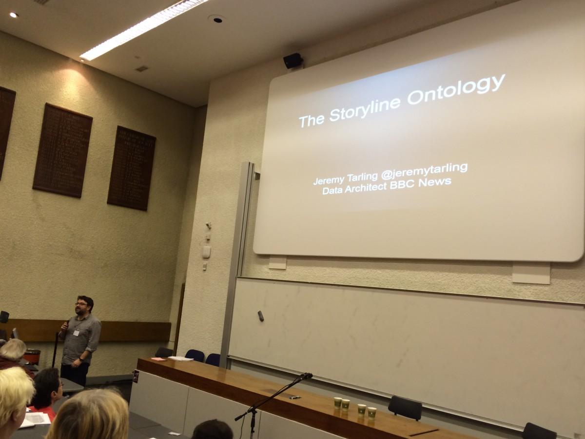 Jeremy Tarling at ISKO UK #ISKOUK