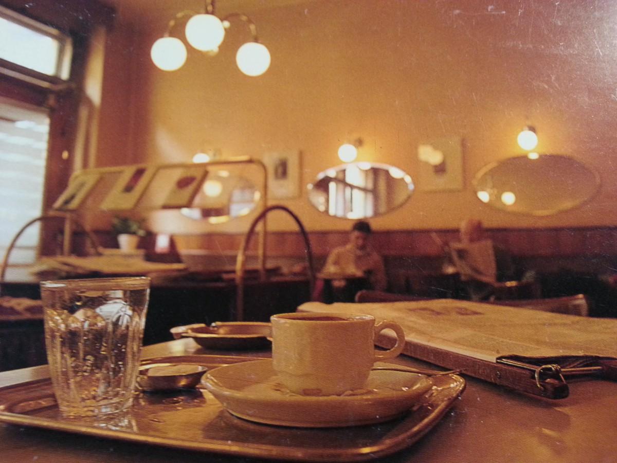 Cafe Melange - Vienna