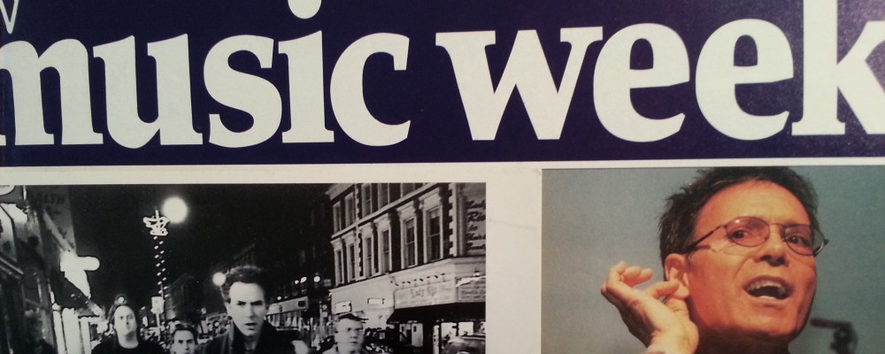 Music Week Review - April 1999 - Slo Mo - Live gig review
