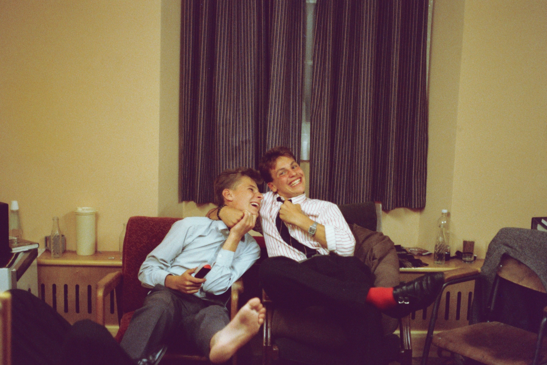 Graham Sievwright & Jules Cork