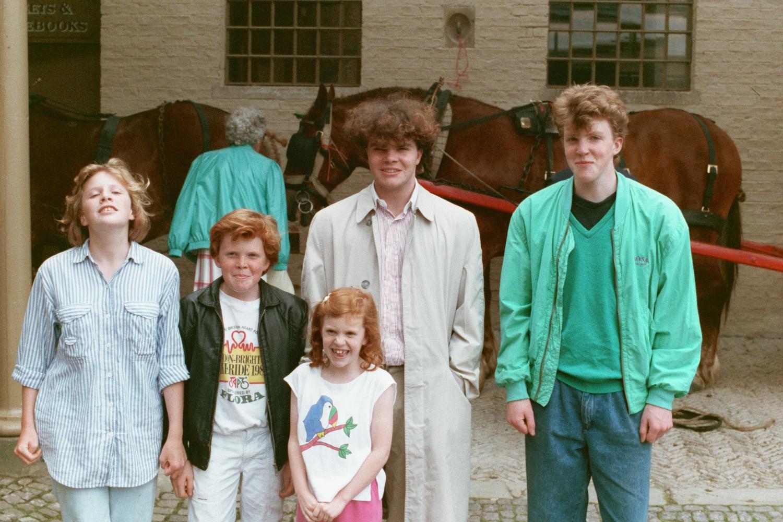 The Shearer Kids