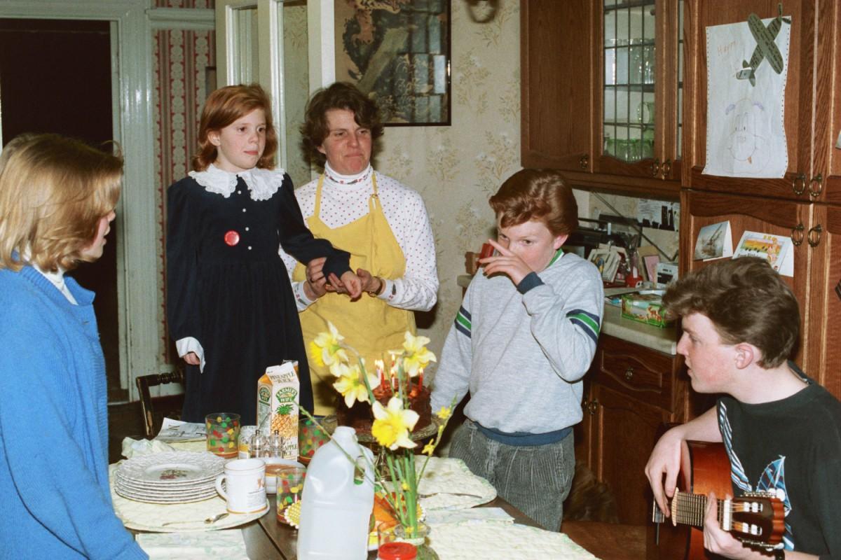Ginny, Lori & Ed