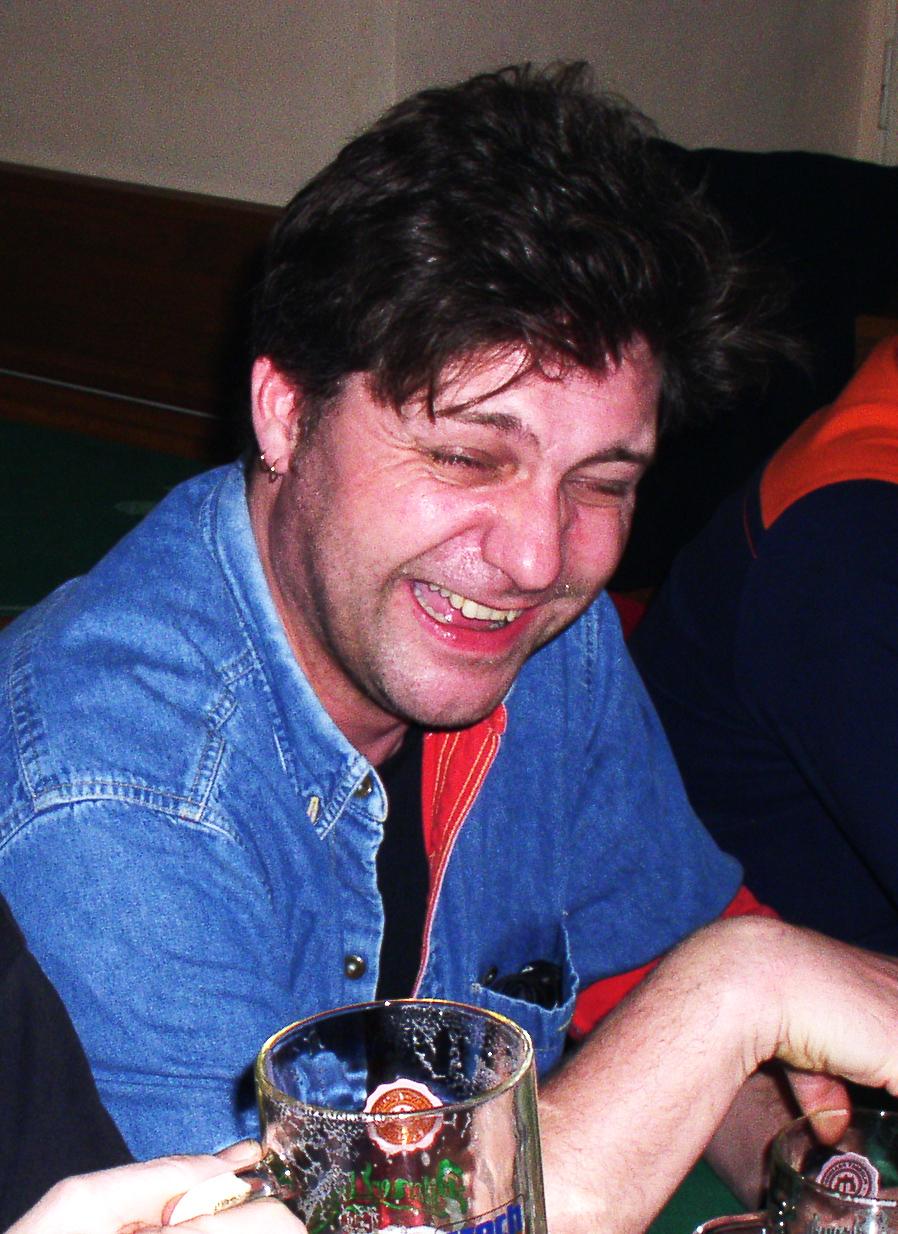 Adam Guy in Prague