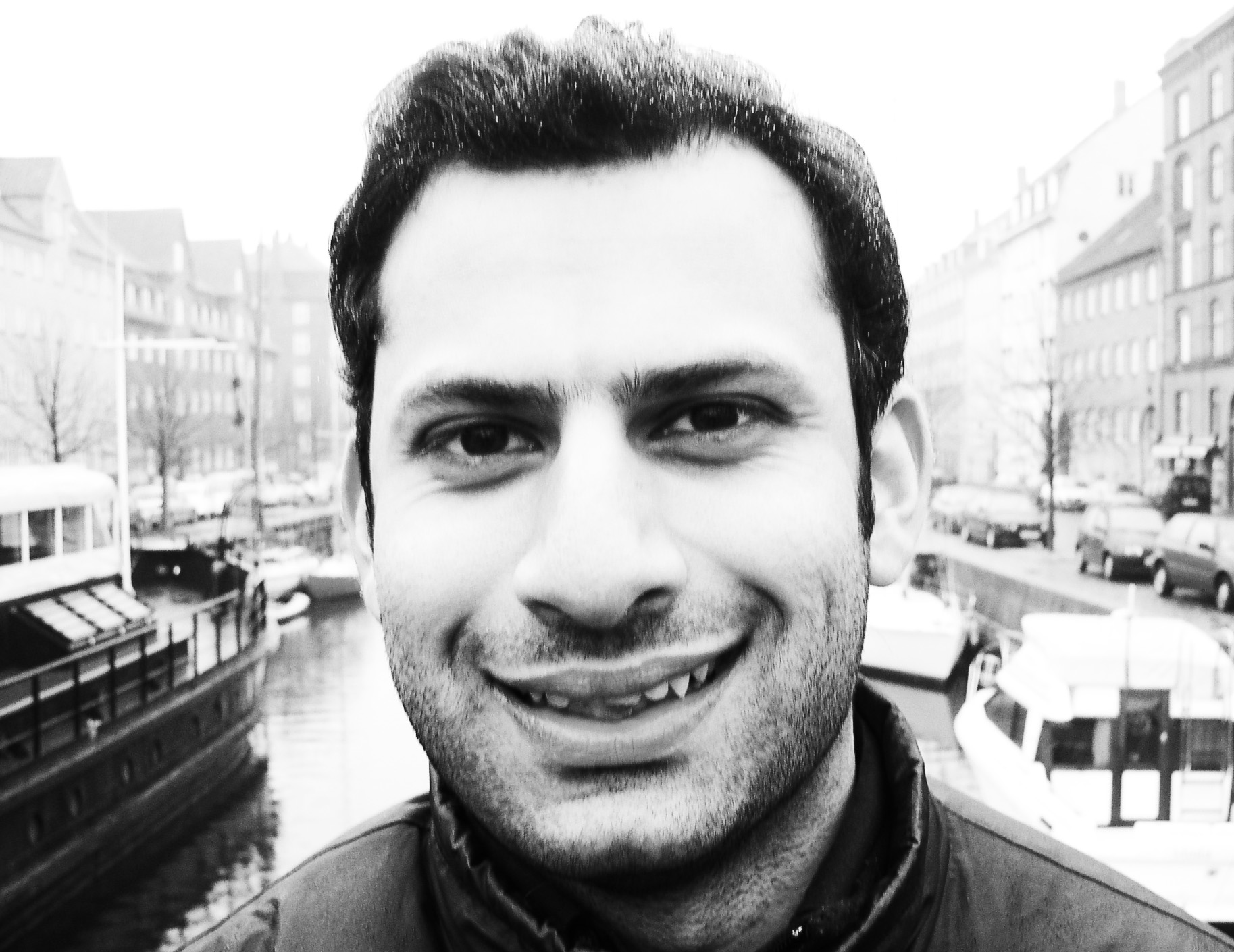 Ali Shah in Copenhagen