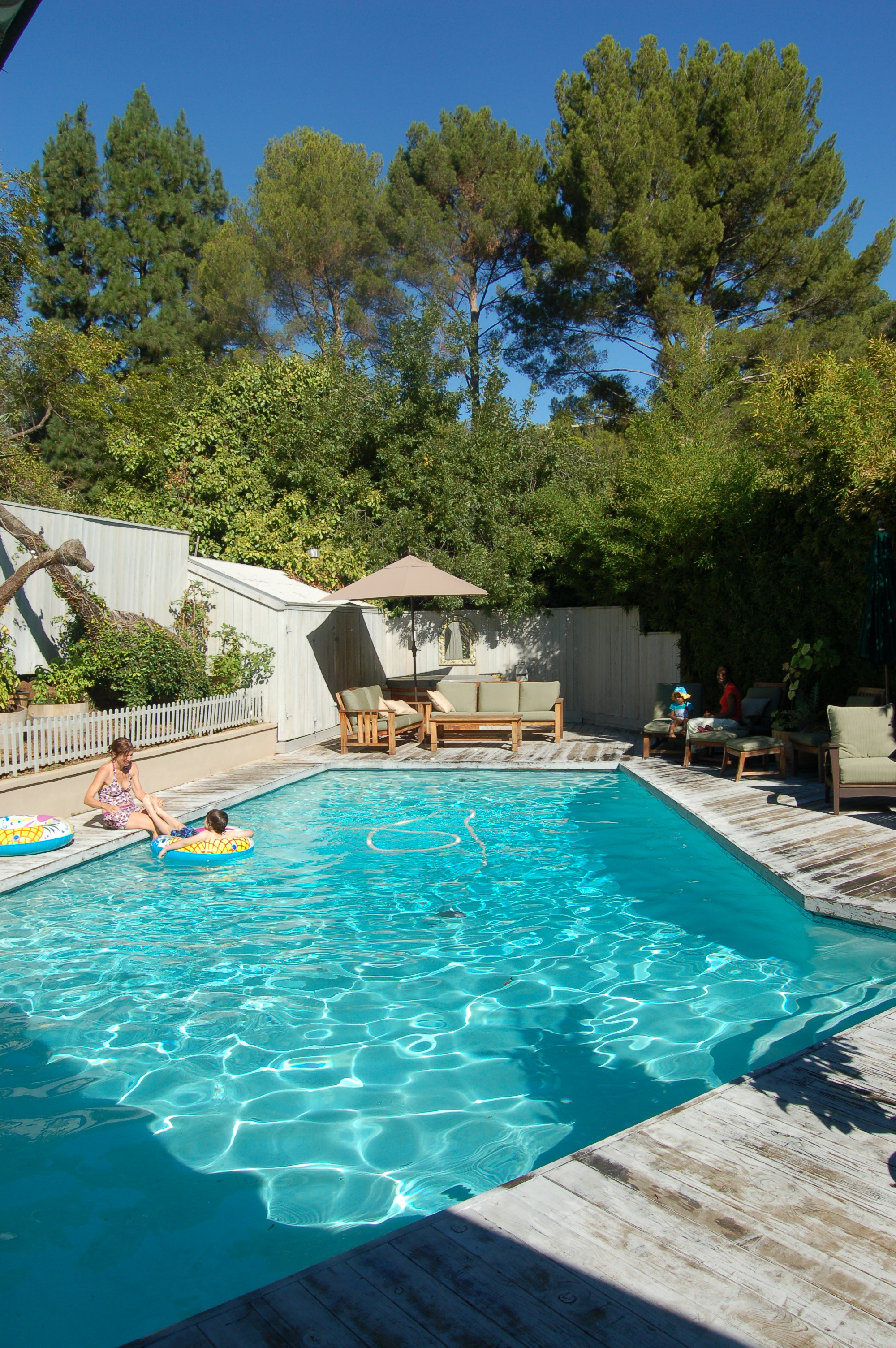 The Pool at Hollywood Hills, LA