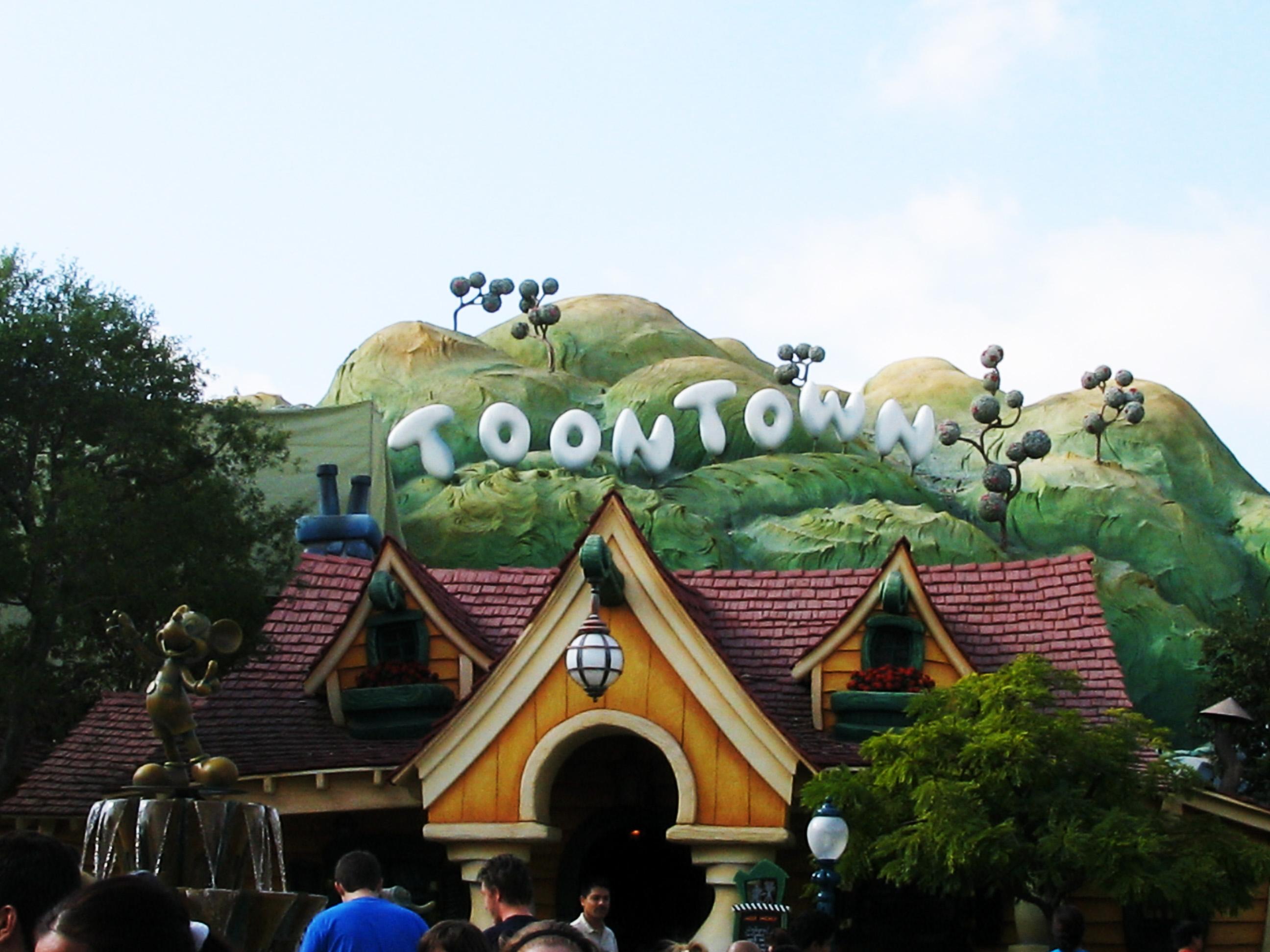 Toon Town - Disney