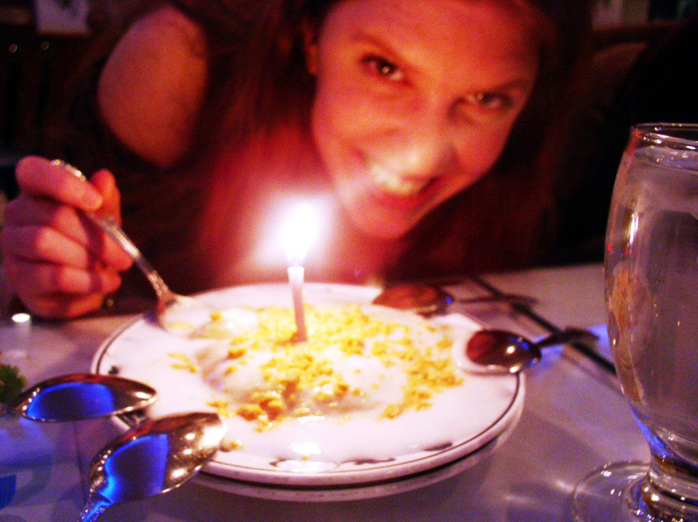 Ginny's Birthday Pic