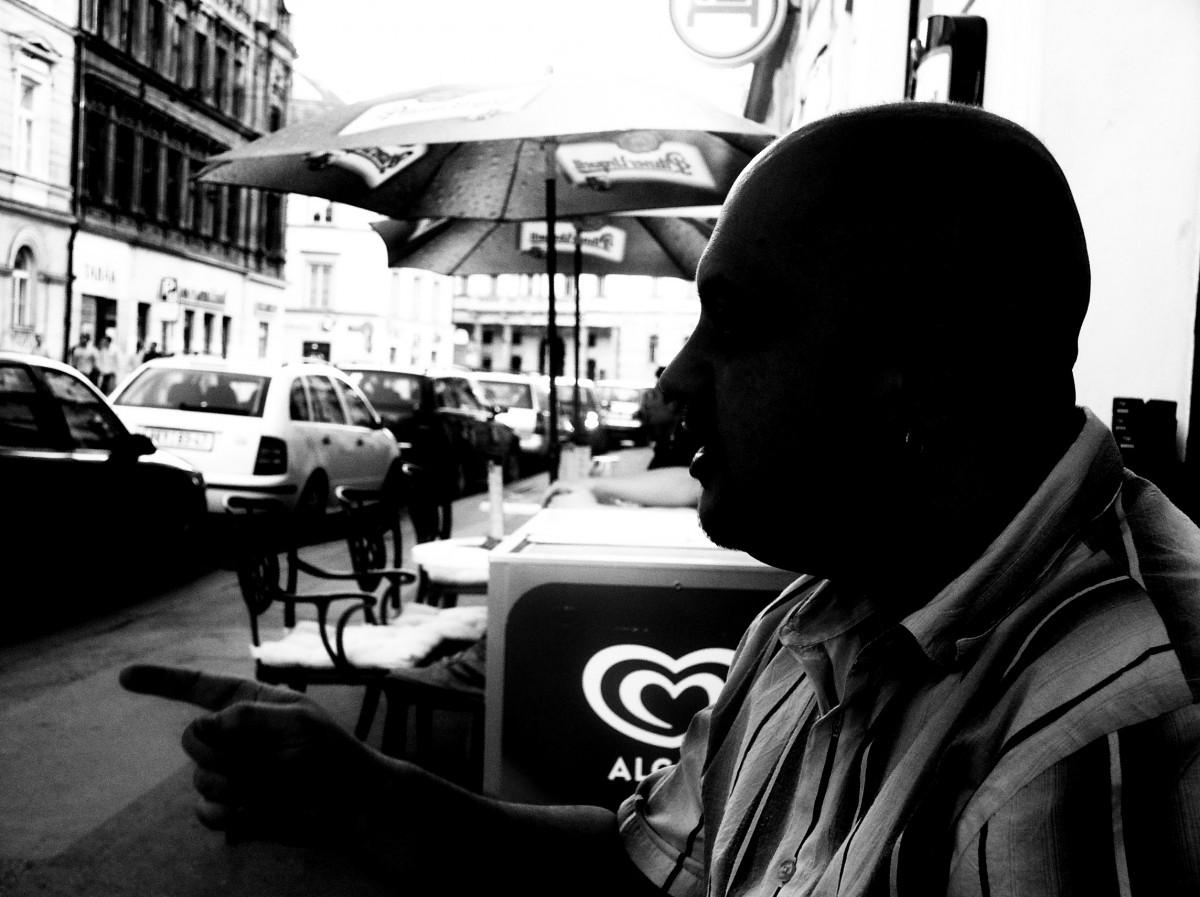 Ian in Prague