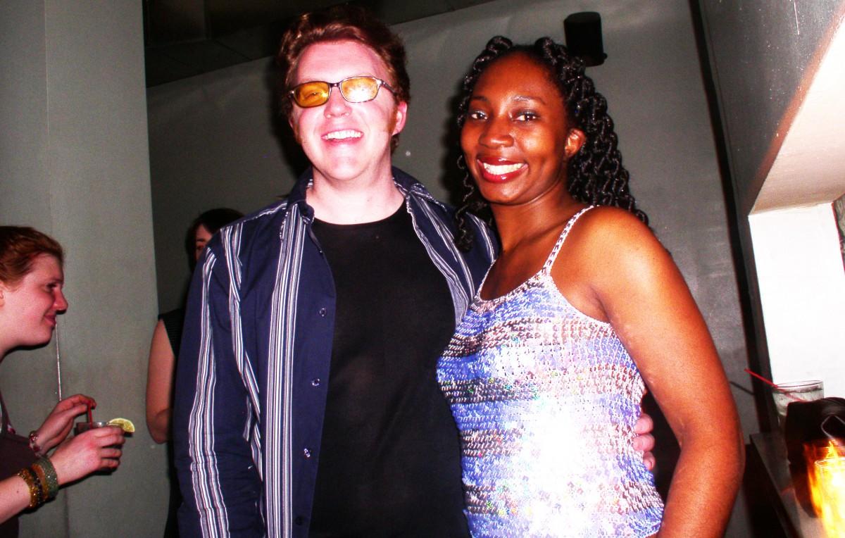 Wendy and Matt Visit New York, 2004