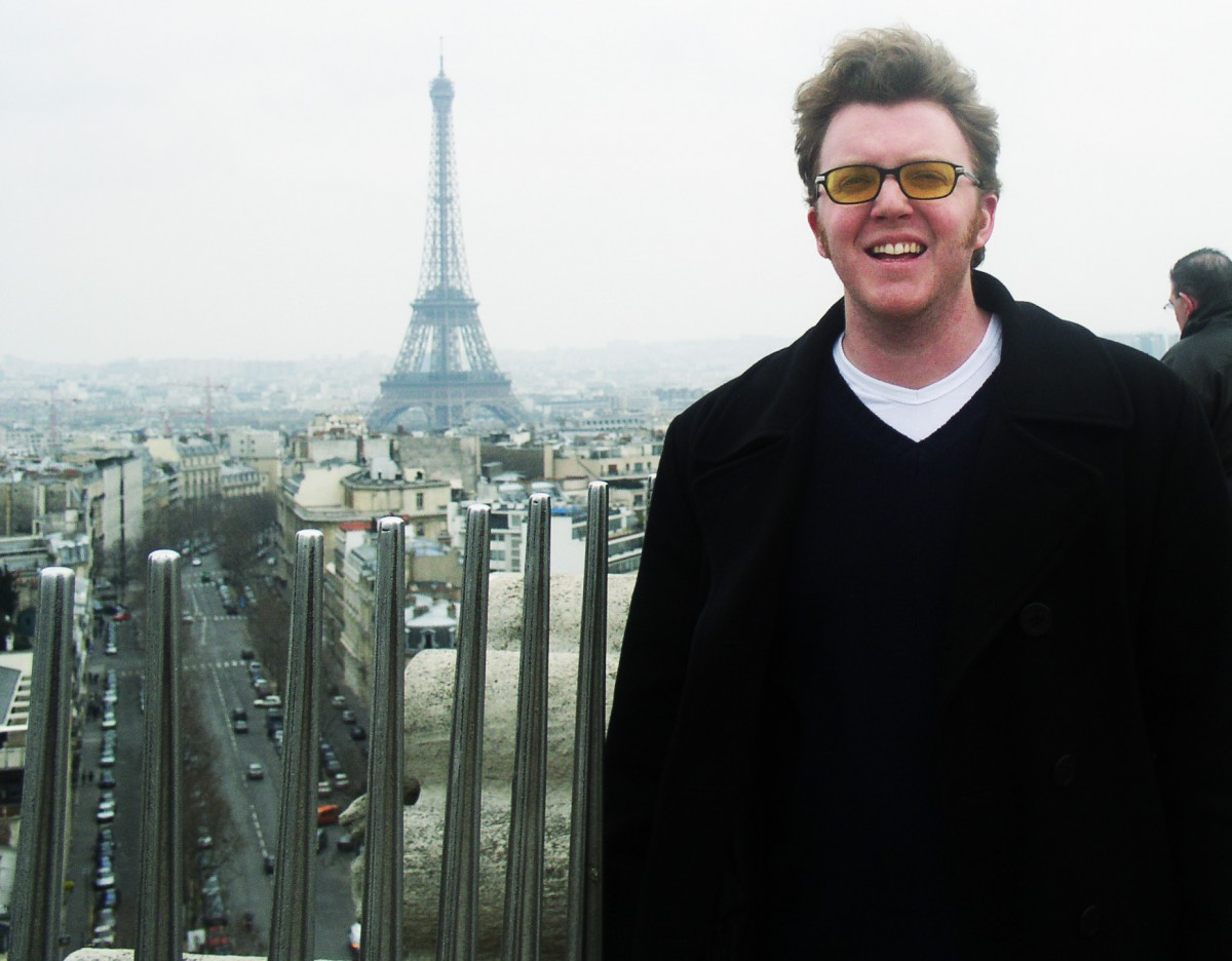 Me in some bit of Paris :)