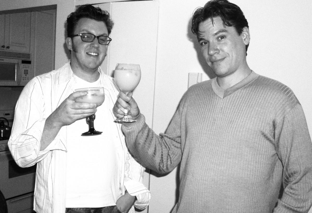 Matt & Tommy Rusling, NYC 2004