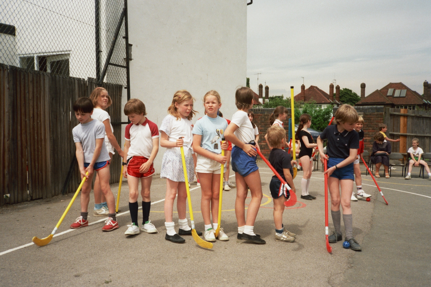 annual sports day composition for primary school