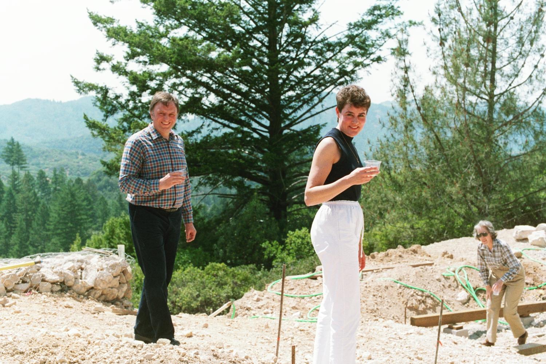 Ken Woodhams and Natasha Woodhams