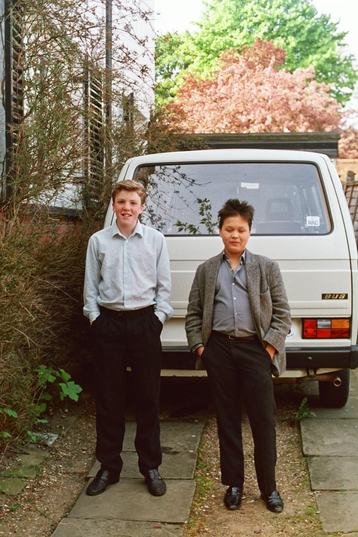 Matt Shearer & Jeremy Ng, Woodford