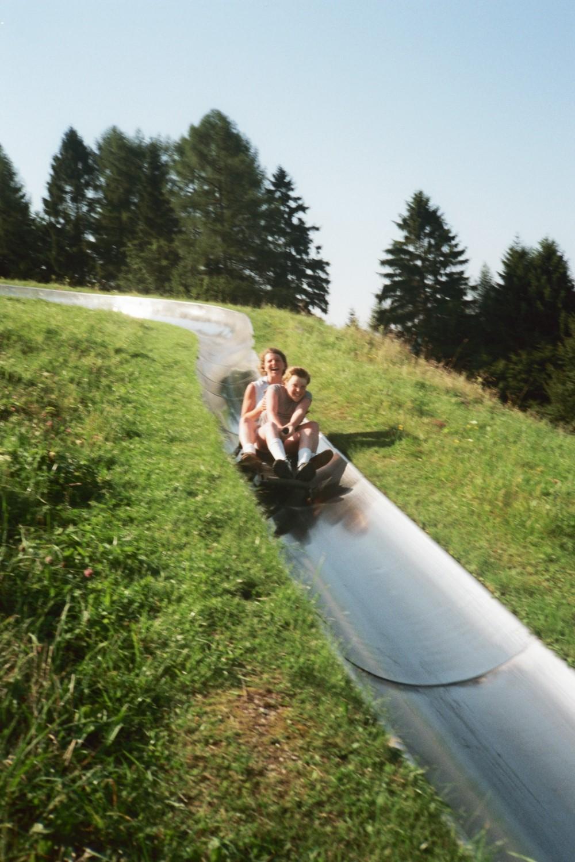 Riesenrutschbahn