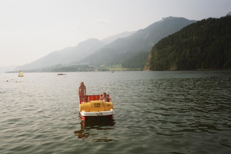 Wolfgangsee - German Lake