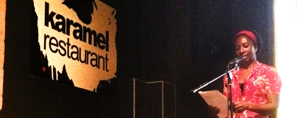Wendy Shearer at Karamel Club - Live Storytelling