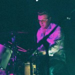 Matt Shearer on Drums