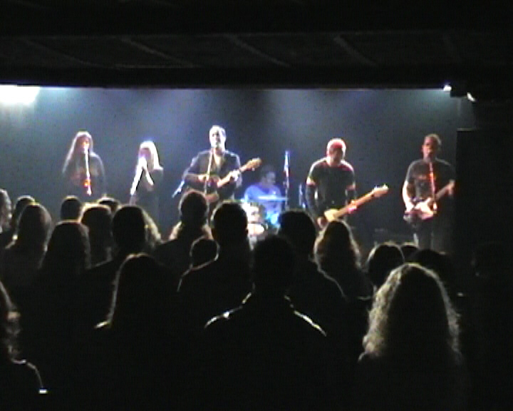 The Dees, Live at The Garage, November 2003, London
