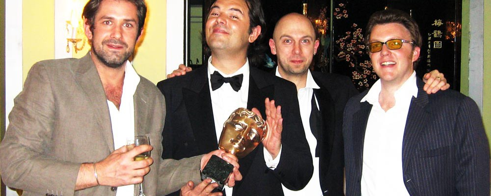 Matt Shearer & the Picture Team Win at the BAFTAS