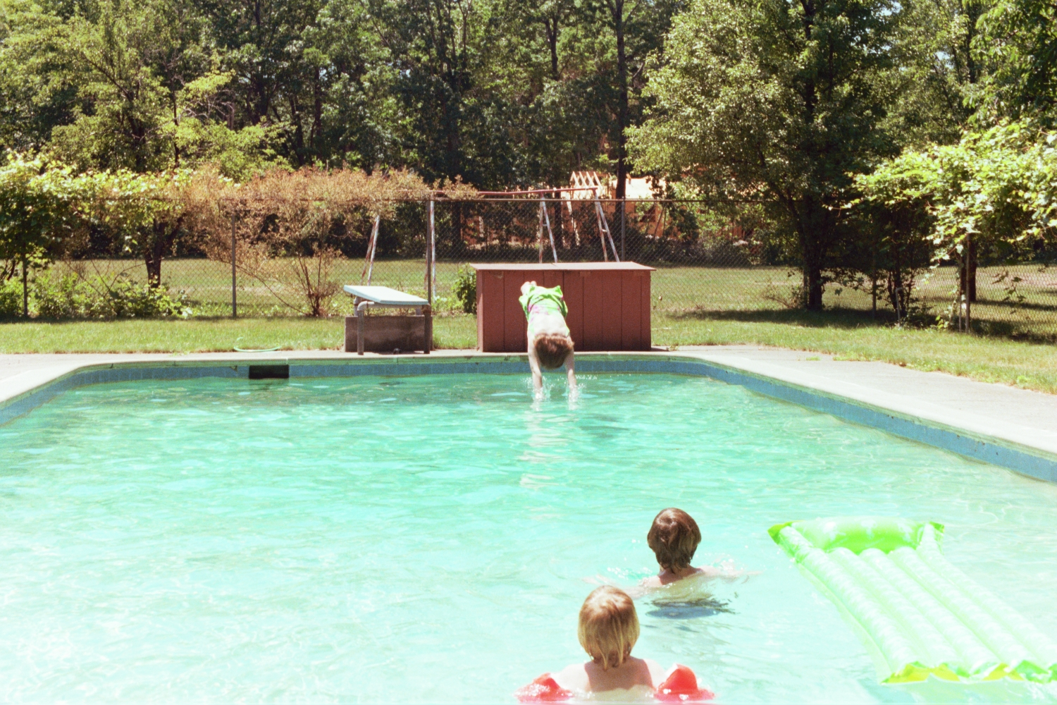 The Pool at Huntinton Hills, Rochester, NY, USA - we loved it