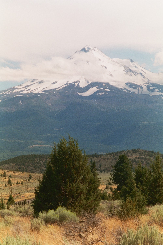 Mount Shasta in Oregon