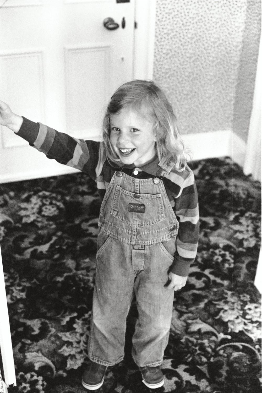 Amy Shearer in OSH KOSH