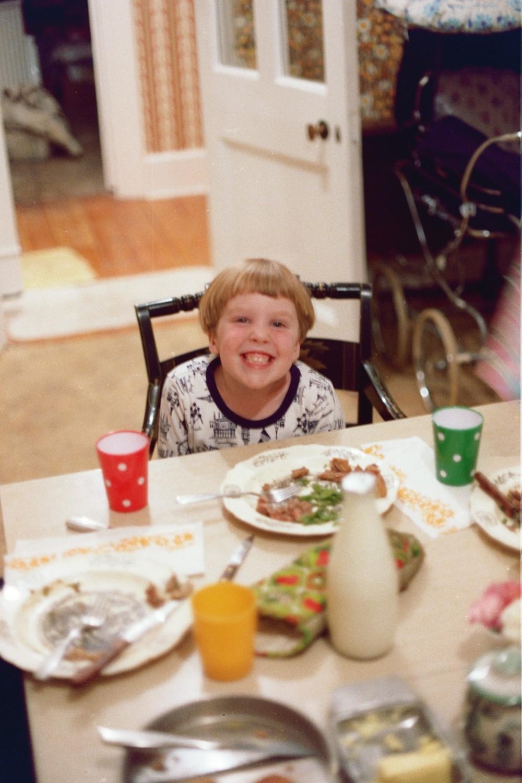Matt Shearer, at the time of Ed Shearer's birth - Woodford