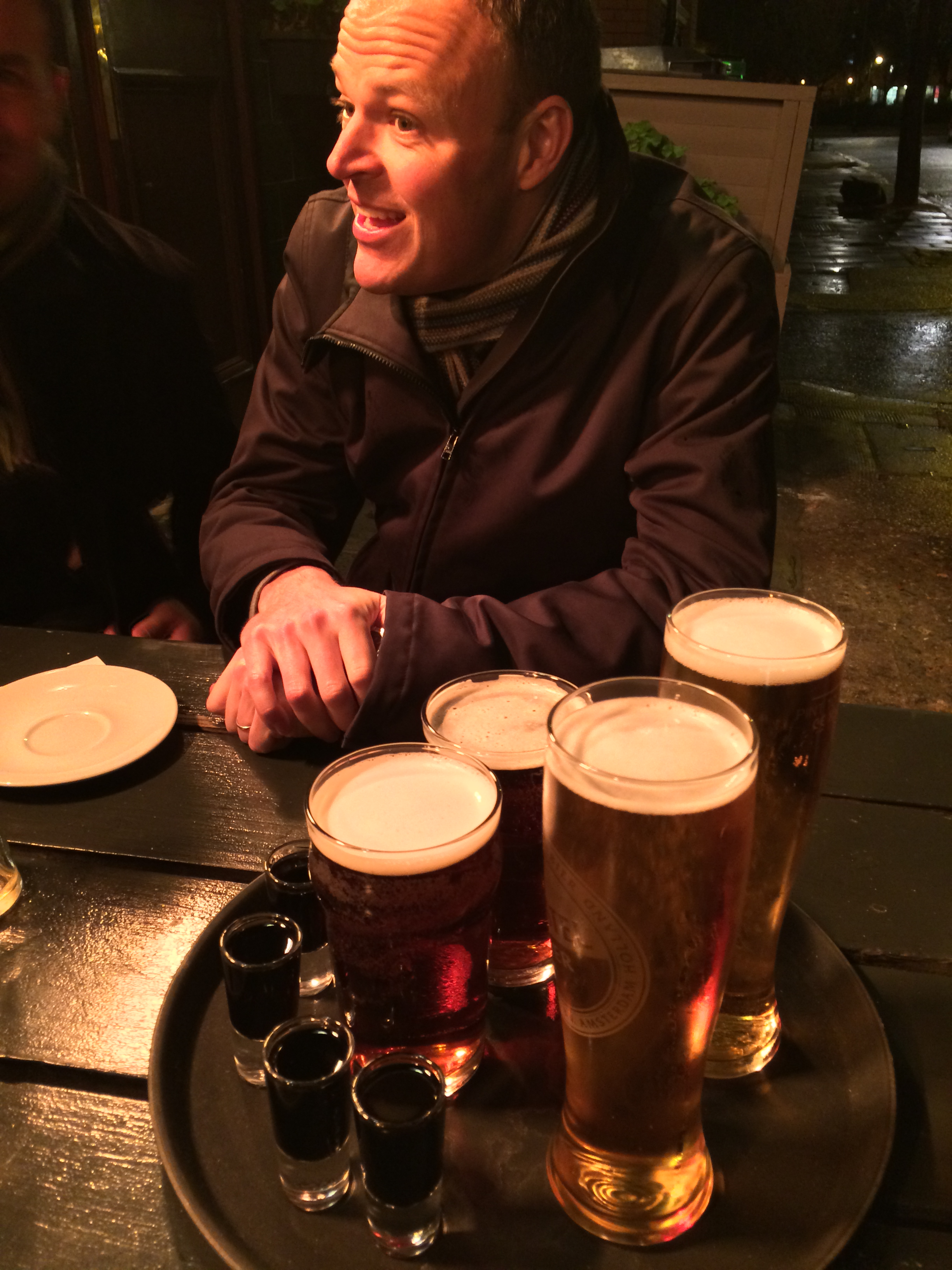 Oundle Beers - Miles Hunt