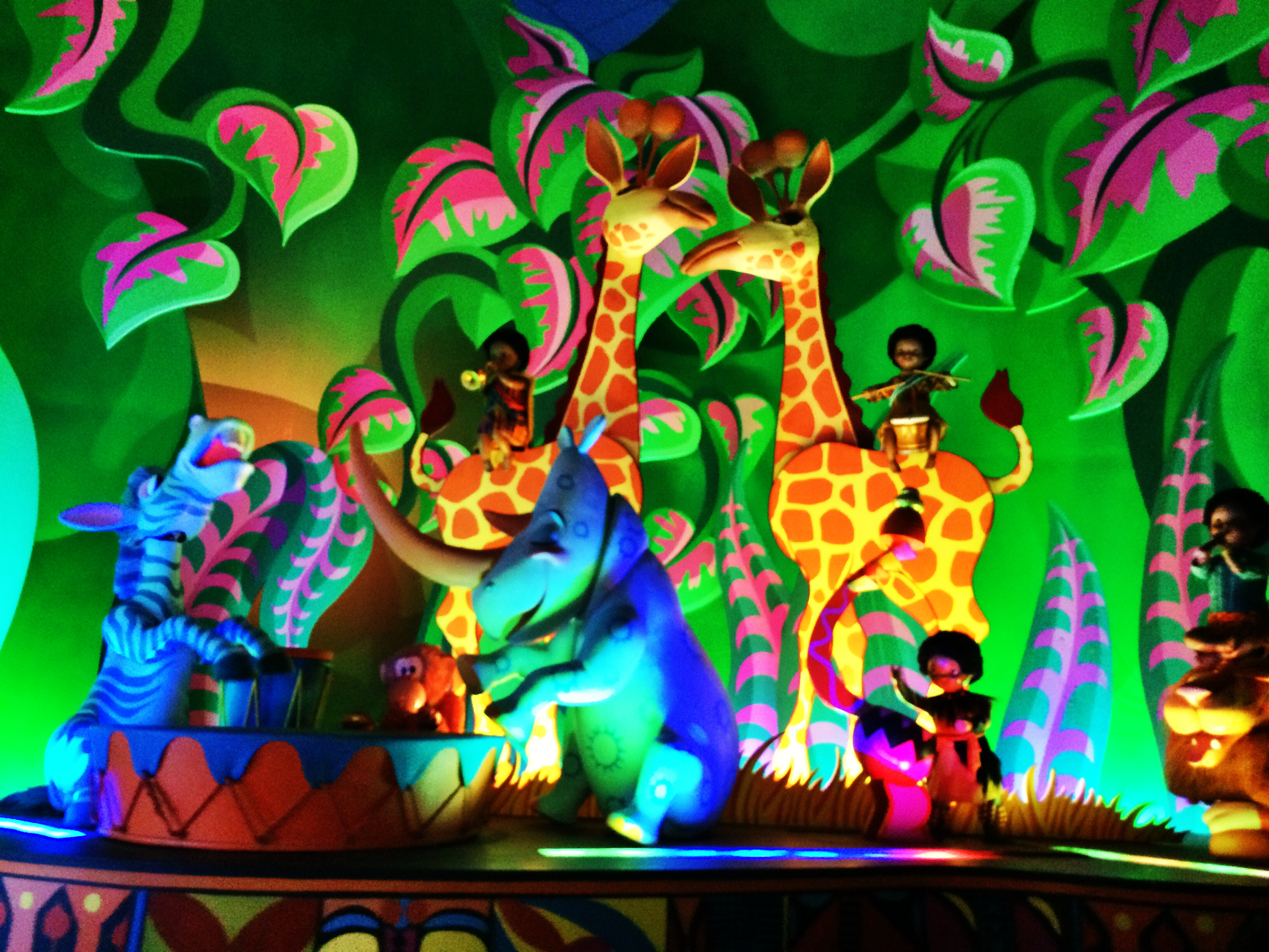 Crazy Disneyland Europe