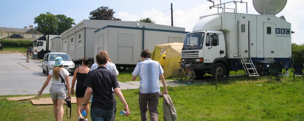 BBC Springwatch 2006 - The OB Village