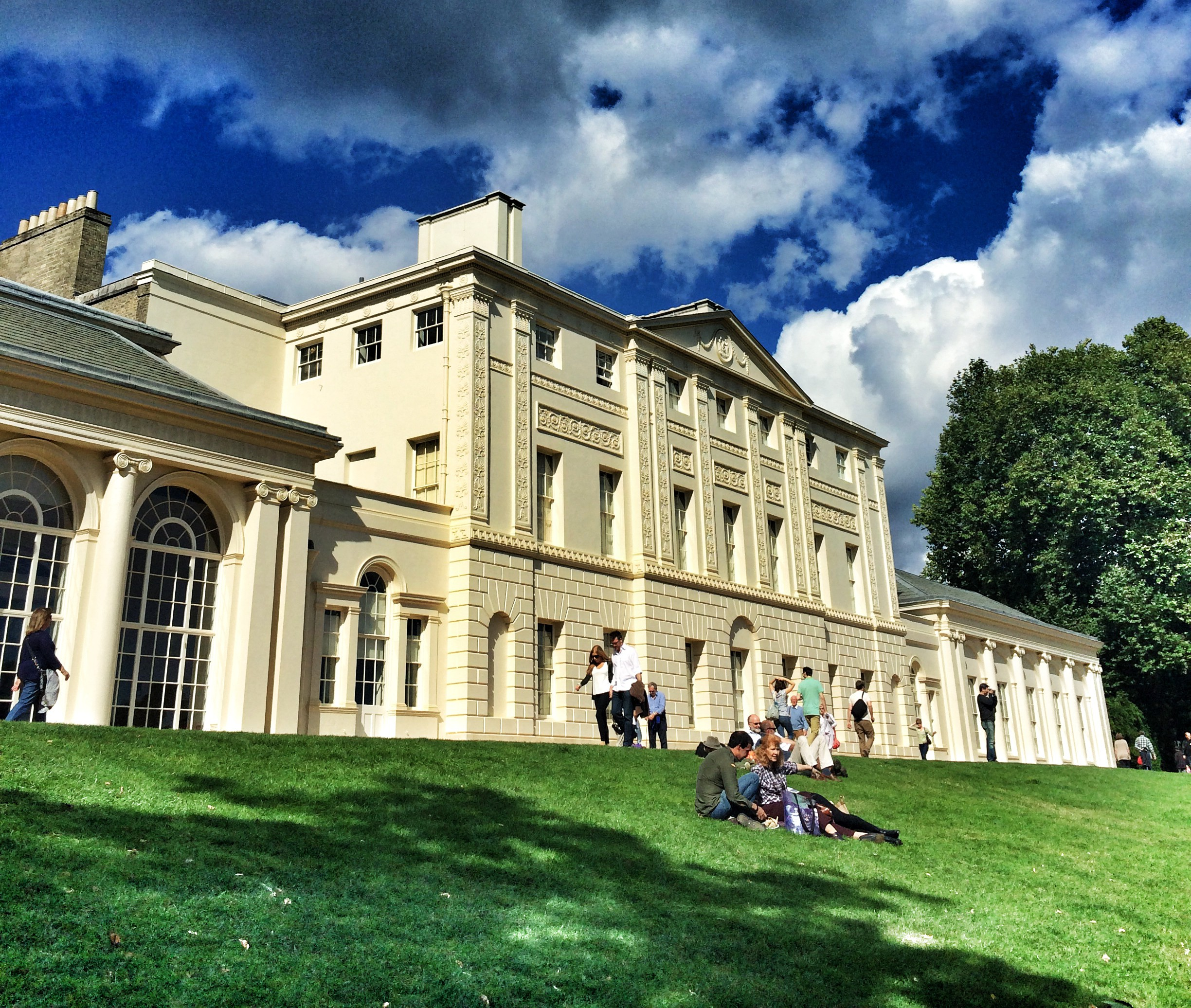 Kenwood House in Hampstead