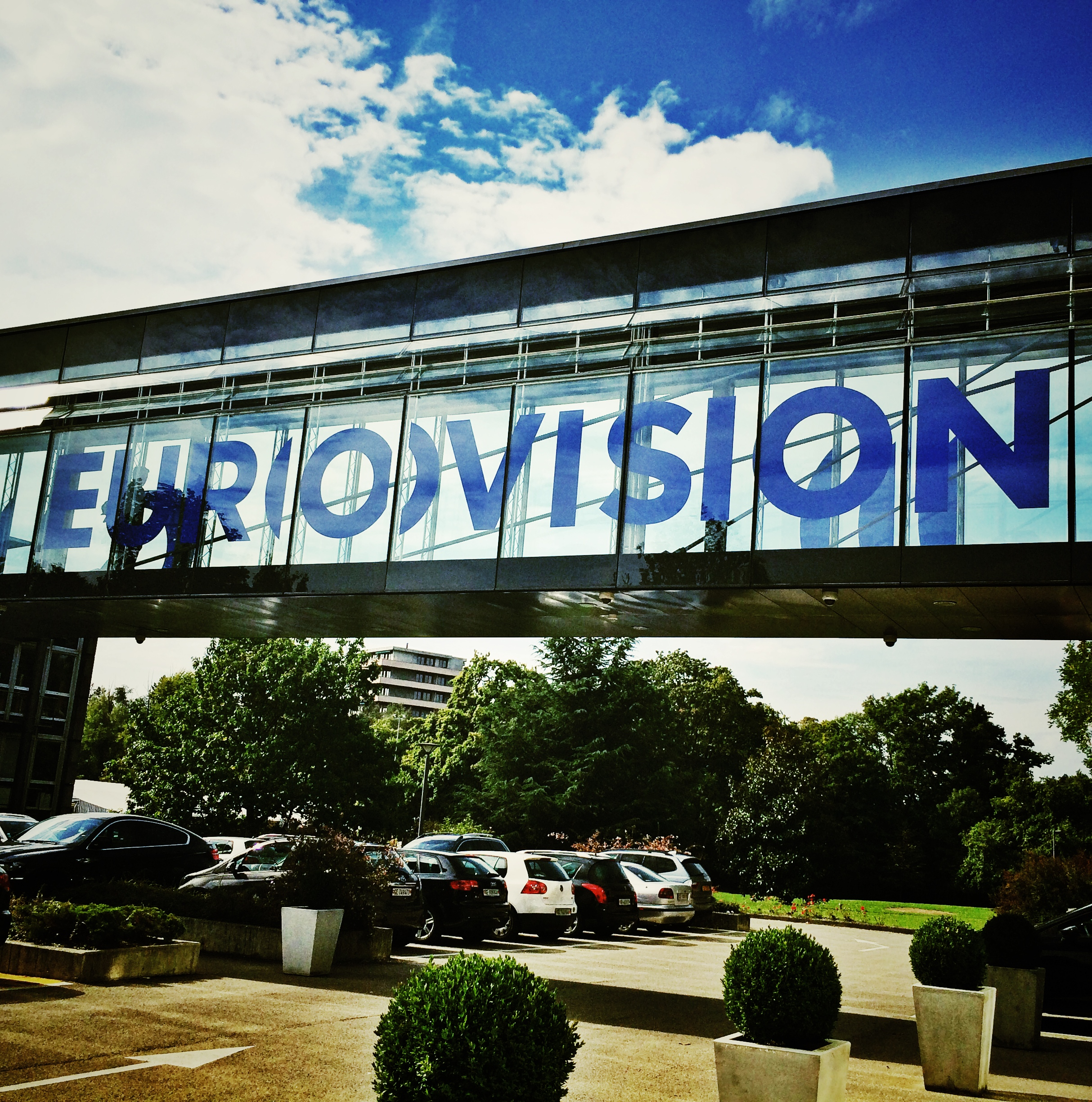 EUROVISION ACADEMY at The European Broadcasting Union, Geneva, Switzerland